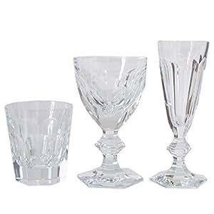 バカラ Baccarat グラス 3個セット アルクール HARCOURT 1841 MON HARCOURT A MOI 2810815 [並行輸入品]