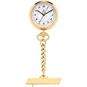[ロイヤルロンドン]ROYAL LONDON 懐中時計 ナースウォッチ クォーツ 21019-02 【正規輸入品】
