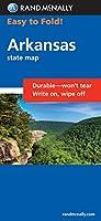 Rand McNally Easy To Fold: Arkansas, Highways & Interstates