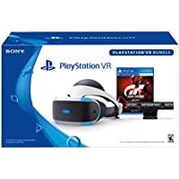 PlayStation VR - GT Sport Bundle (輸入版:北米) Imported from USA