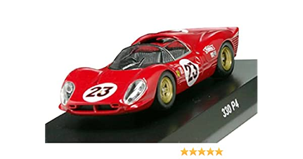 Kyosho 1//64 Ferrari 330 P4 Collection 4 Red
