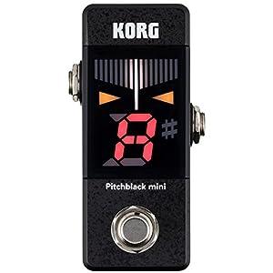 KORG 小型ペダル式チューナー Pitchblack mini ピッチブラック ミニ PB-MINI