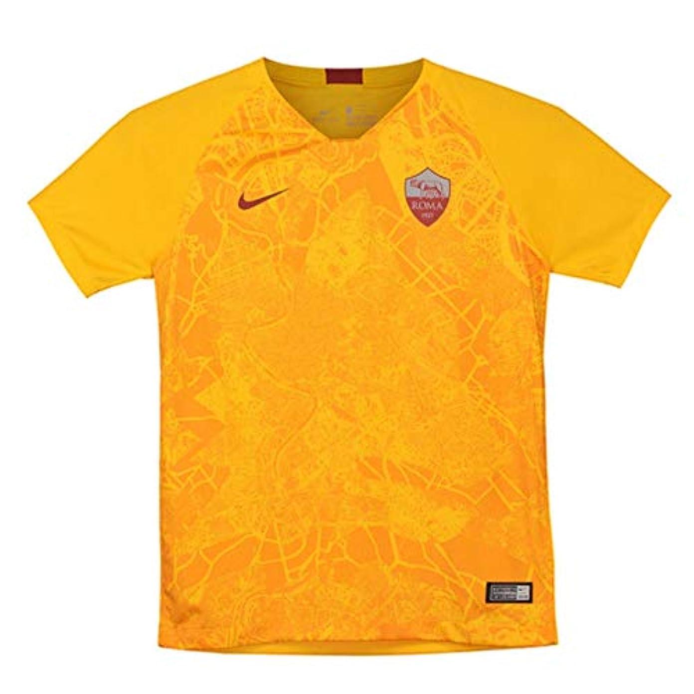 純粋な核準備する2018-2019 AS Roma Third Nike Football Shirt (Kids)