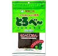 上田昆布 ソフトおしゃぶり昆布 とろべー 25g×4袋