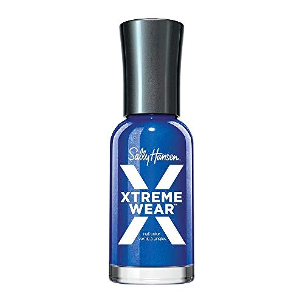 大気案件ブランチSALLY HANSEN Hard As Nails Xtreme Wear - Pacific Blue (並行輸入品)