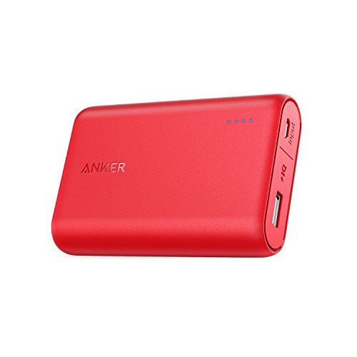 Anker PowerCore 10000 (10000mAh 最小最軽量 ...