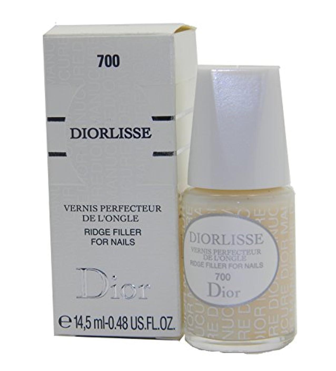 吸収剤性差別実際のDior Diorlisse Ridge Filler For Nail 700(ディオールリス リッジフィラー フォーネイル 700)[海外直送品] [並行輸入品]