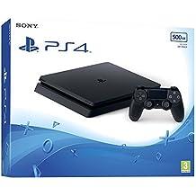Sony PlayStation 4 Slim Console (CUH-2006A B01 500GB HK Version)