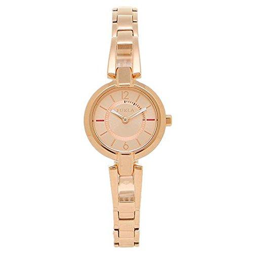 [フルラ] 腕時計 レディース FURLA R4253106501 866679 ローズゴールド [並行輸入品]