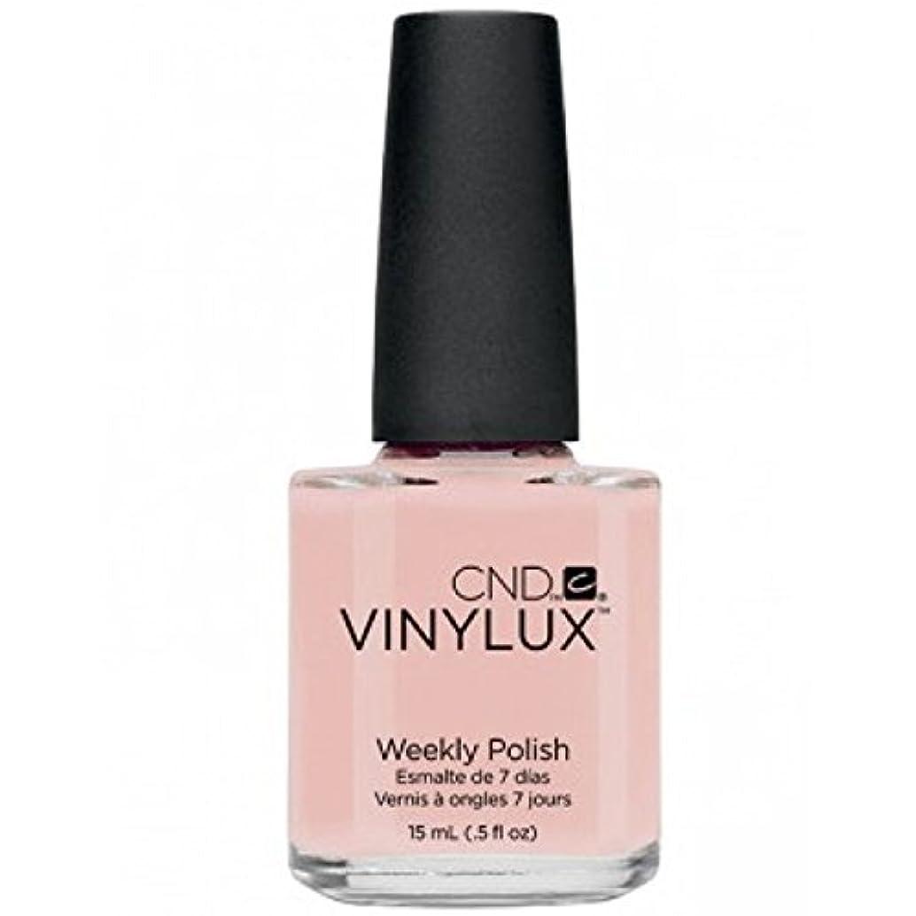 輸送姿を消す細いCND Vinylux Manicure Lacquer _ Lavishly Loved #126  _15ml (0.5oz)