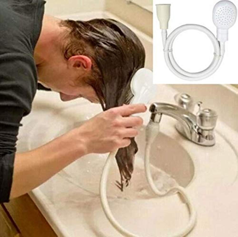 浴室バースルームハンドヘルドシャワーヘッドセットウォーターセービングインチデラックス多機能