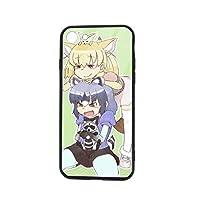 けものフレンズ Kemono Friends IPhoneシリーズ ケース 携帯ケース スマホケース TPU薄型ケース 変形を防ぐ 耐衝撃 保護キャップ