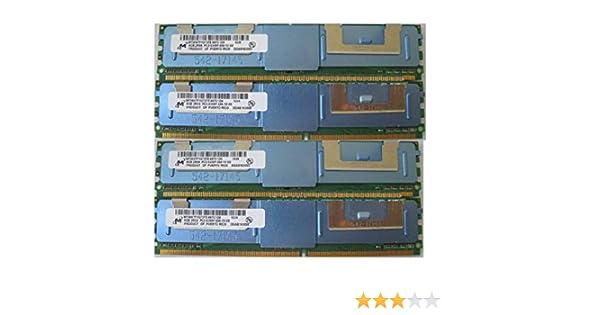 4GB MEMORY FOR APPLE MAC PRO DDR2 PC2-5300 667MHz ECC FB APPLE HEAT SINKS