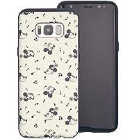54c1dd9af1 Galaxy Note8 ケース/Disney Mickey Mouse Minnie Mouse ディズニー ミッキーマウス ミニーマウス ダブル  バンパー ケース/二層構造 TPUケース + PCカバー/デュアル ...