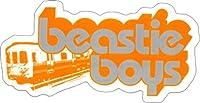 "BEASTIE BOYS Train, Officially Licensed Original Artwork, Premium Quality, 3"" x 6"" - Sticker DECAL"