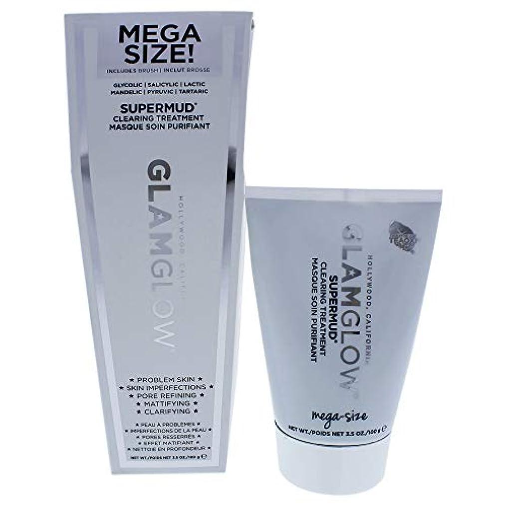 先に剃る到着グラムグロー Supermud Clearing Treatment 100g/3.5oz並行輸入品