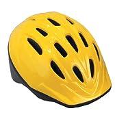 TOYO SAFETY 幼児用ヘルメット XS 黄 No.540