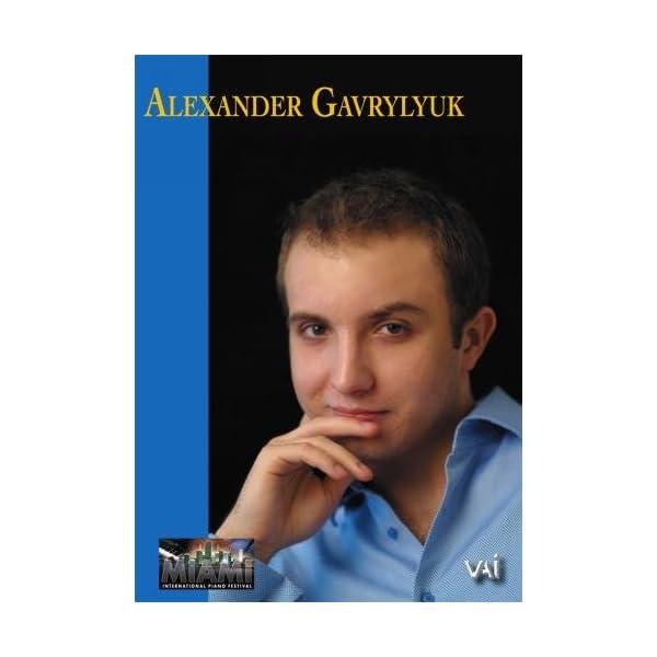 Alexander Gavrylyuk: Liv...の商品画像