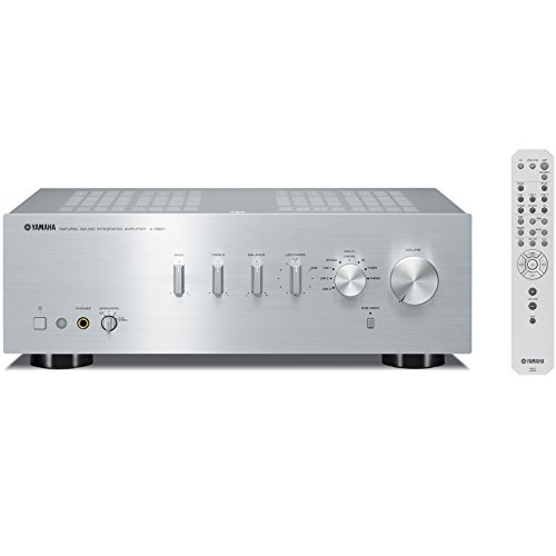 ヤマハ プリメインアンプ 192kHz/24bit ハイレゾ音源対応 シルバー A-S501(S)