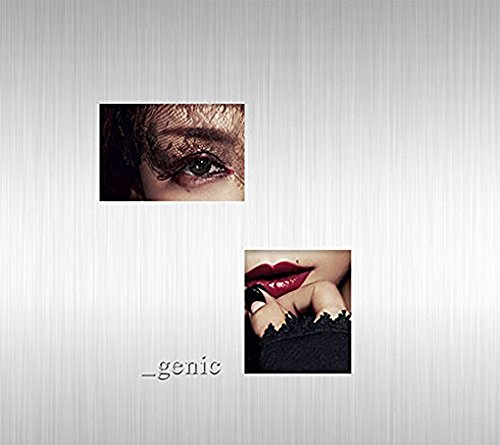 _genic (CD+Blu-ray Disc)
