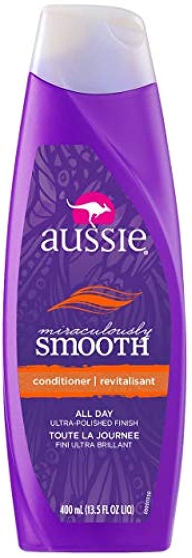 アンデス山脈恐ろしいです記念品Aussie Sydney Smooth Conditioner, 400 ml (並行輸入品)
