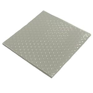ワイドワーク T-Global製大判タイプ高品質熱伝導シート 40mm×40mm×厚さ2.0mm 熱伝導率12W/m・K WW-TGX4020