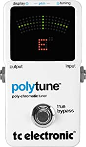t.c.electronic Polytune poly-chromatic tuner