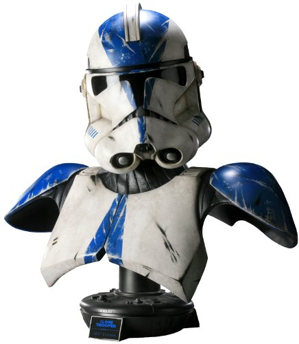 スター・ウォーズ Lifesize Bust: 501st Legion Vader's Fist Clone Trooper