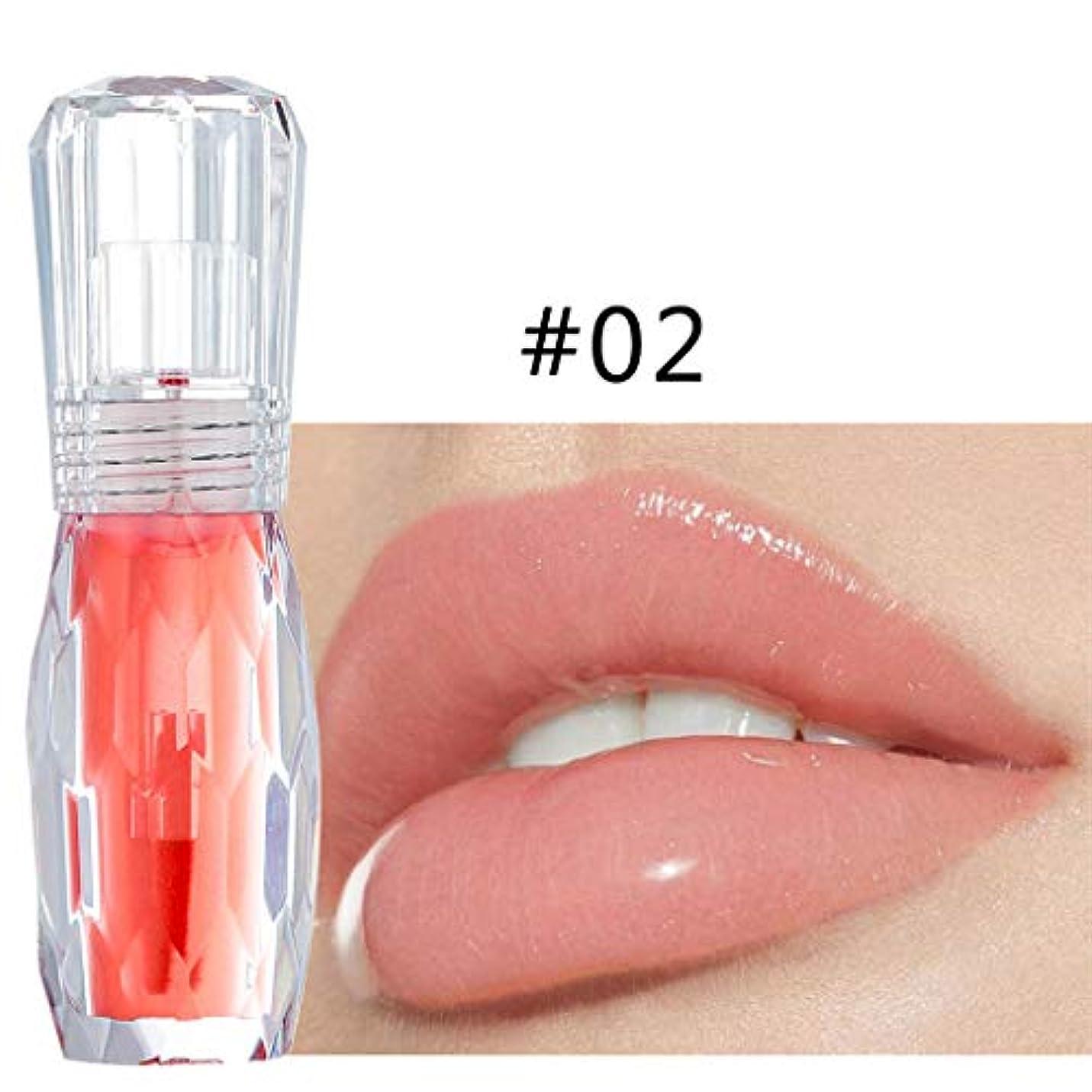 おめでとう半導体血まみれビューティー 口紅 Jopinica 6色ピンク系液体リップスティック 透明魅力液体リップグロス キラキラ落ちにくい口紅 安いメイクアップ ナチュラル美容化粧品 ハイライト プレイカラー うるおい 持ち運び便利 光沢 自然立体...