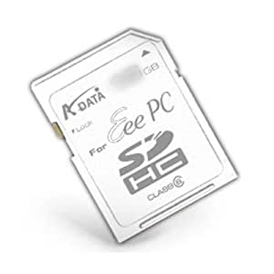 A-DATA Turbo SDHC 4GB Class6 SDHC4GB for Eee PC SDHC4GB/Eee