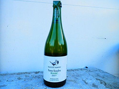 サン・スフル 山形県産デラウェア100% 2012 タケダワイナリー 日本 山形 スパークリング白ワイン 750ml