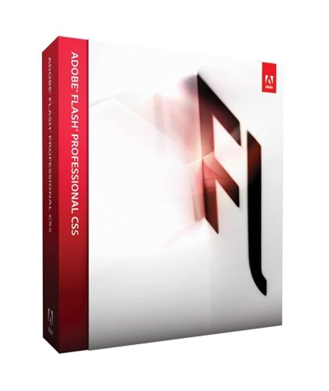 Adobe Flash Professional CS5 Macintosh版 (旧製品)