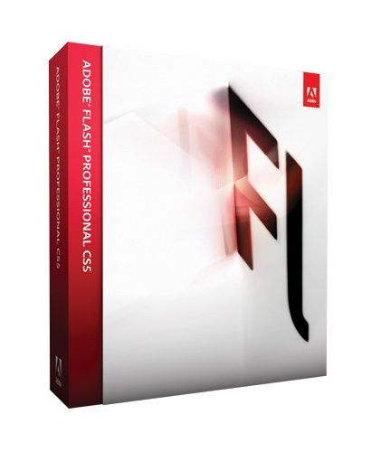 Adobe Flash Professional CS5 Windows版 (旧製品)