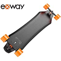【正規販売店】最新 電動スケートボード exway X1アップデート版 - The most intelligent electric skateboard. Born for freedom [日本国内から発送] 安心の6か月保証 国内アフターサポート