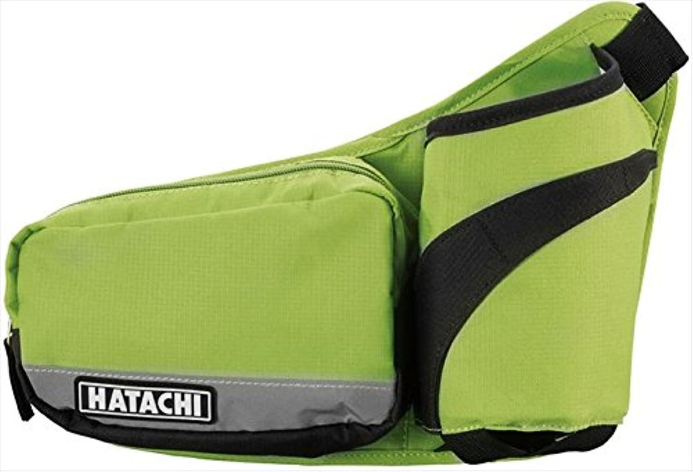 HATACHI (ハタチ) ラージポケットドリンクポーチ WH7100 37 1704 37.ライトグリーン -
