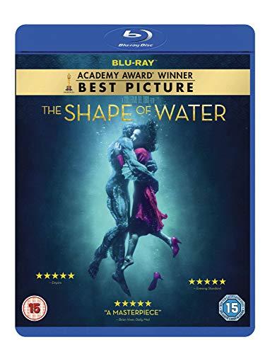 The Shape of Water [Region B] [Blu-ray]