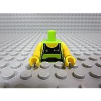 レゴ ミニフィグ 【トルソー】 711_Lime