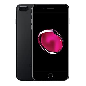 APPLE docomo iPhone7 Plus ブラック Black 256GB 防水防塵 MN6L2J/A