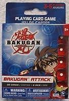 Bakugan Attack-Kartenspiel (import)