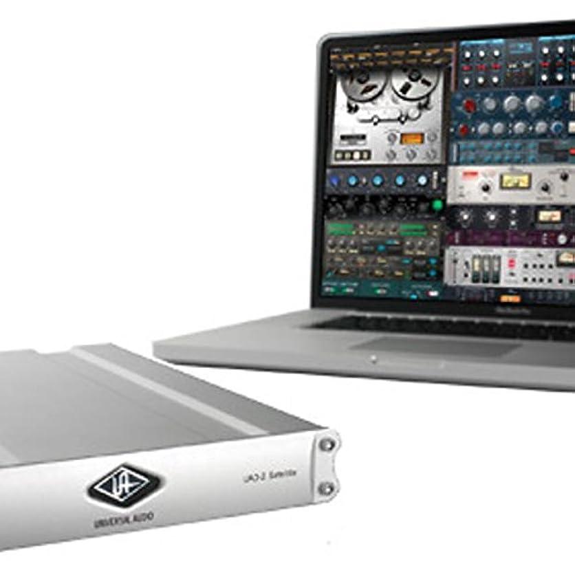 一貫した組み立てるストレンジャーUniversal Audio UAD-2 SATELLITE DUO FLEXI