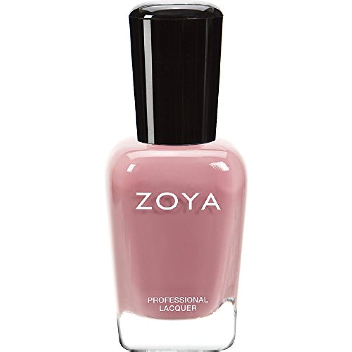 ZOYA ゾーヤ ネイルカラーZP707 BRIGITTE ブリジット 15ml  2014 NATUREL Collectionフェミニンで魅力的なヌードモーブ マット 爪にやさしいネイルラッカーマニキュア