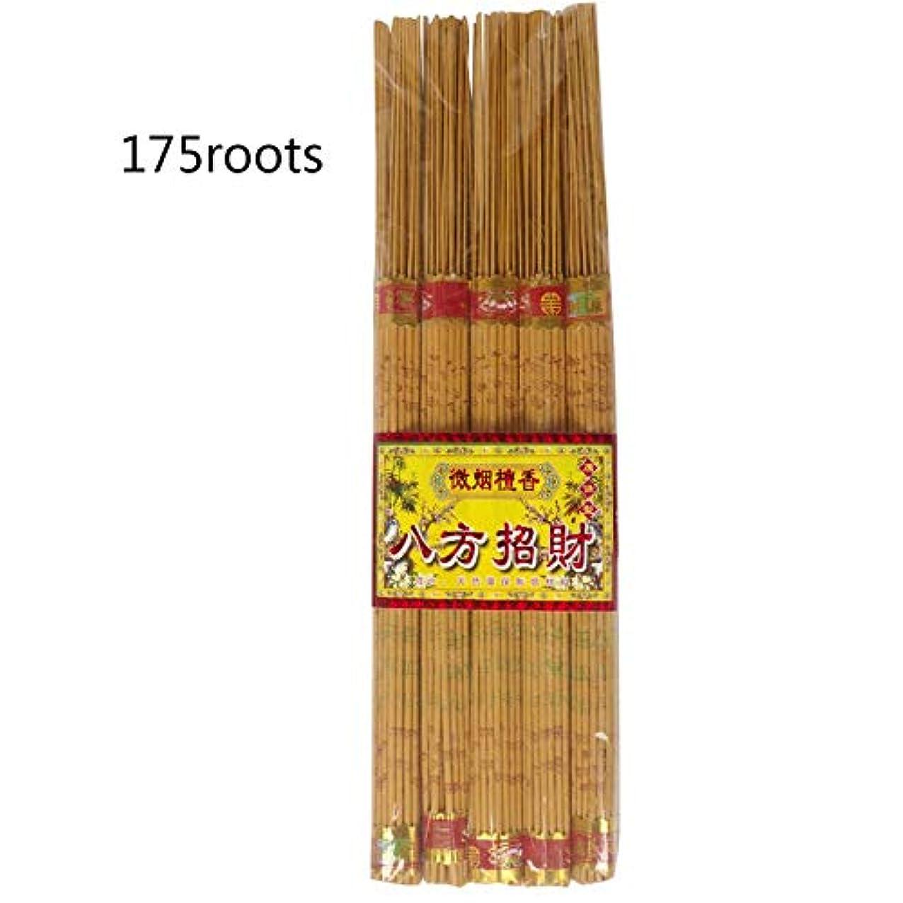 カトリック教徒北お願いします175PCS / SETアロマの香りのお香チベットの自然手作りの線香