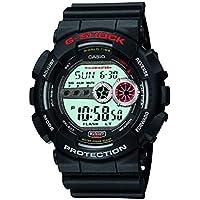 Casio G-Shock Black Digital Gd100-1A Watch