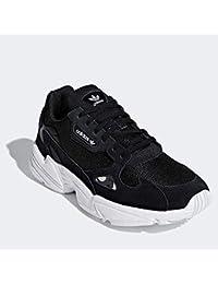 [アディダス] Adidas FALCON B28129 ファルコン スニーカー ブラック 男女共用[並行輸入品]