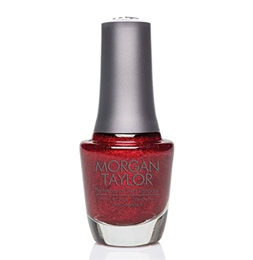 神社肥満砂漠Morgan Taylor Nail Lacquer - Fit For A Queen - 15 ml/0.5 oz
