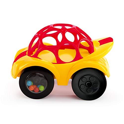 O'ball オーボール ラトル&ロール レッドカー (81559) by Kids II