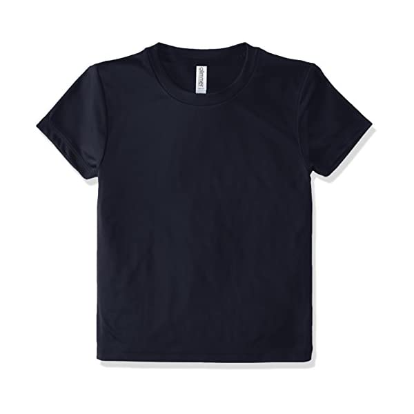 [グリマー] 半袖 3.5オンス インターロック...の商品画像