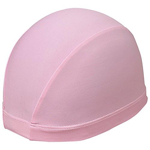MIZUNO(ミズノ)スイムキャップ水泳帽ジュニア2WAYトリコット85BJ10064ピンク