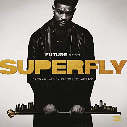 [画像:Superfly (Original Motion Picture Soundtrack) [Analog]]