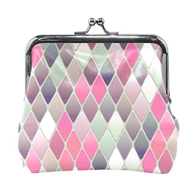 がま口 財布 口金 小銭入れ ポーチ ピンク 化粧色 Jiemeil バッグ かわいい 高級レザー レディース プレゼント ほど良いサイズ
